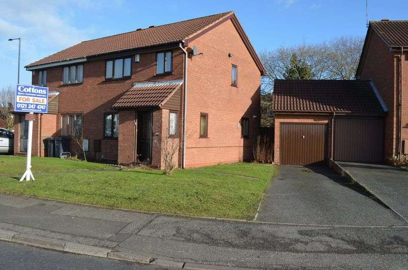 3 Bedrooms Semi Detached House for sale in Stonehouse Lane, Quinton/Harborne Border