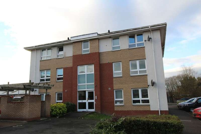 2 Bedrooms Flat for sale in May Wynd, Hamilton, ML3