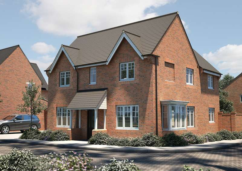 4 Bedrooms Detached House for sale in Ampthill Chase, Abbey Lane, Ampthill, MK45