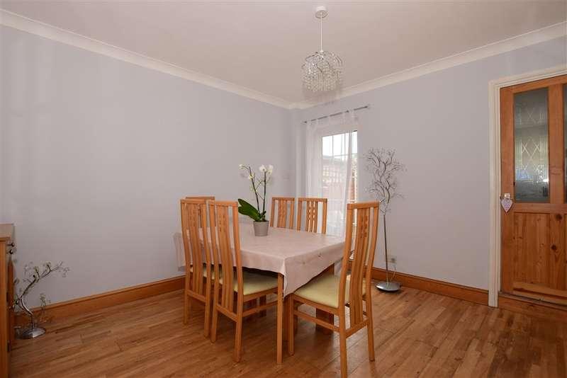 4 Bedrooms Semi Detached House for sale in Havelock Road, Belvedere, Kent
