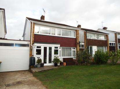 3 Bedrooms Link Detached House for sale in Rayleigh, Essex