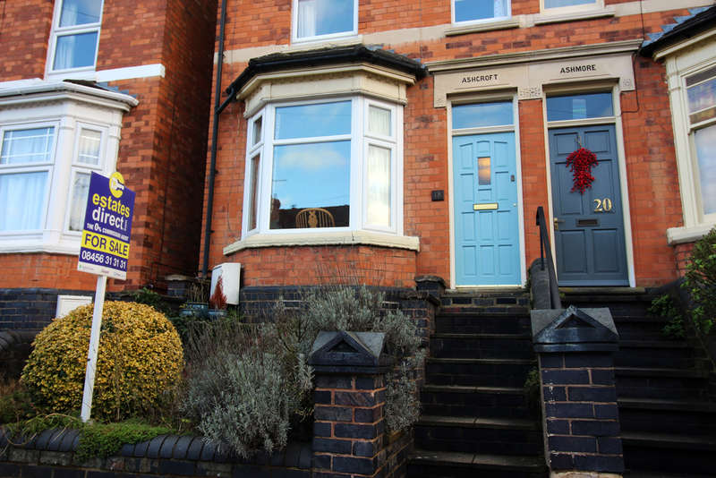 3 Bedrooms Town House for sale in Woolhope Road, Worcester, WR5