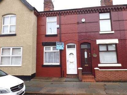 2 Bedrooms Terraced House for sale in Goodison Road, Anfield, Liverpool, Merseyside, L4