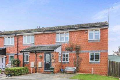 3 Bedrooms End Of Terrace House for sale in Tavistock Avenue, Ampthill, Bedford, Bedfordshire