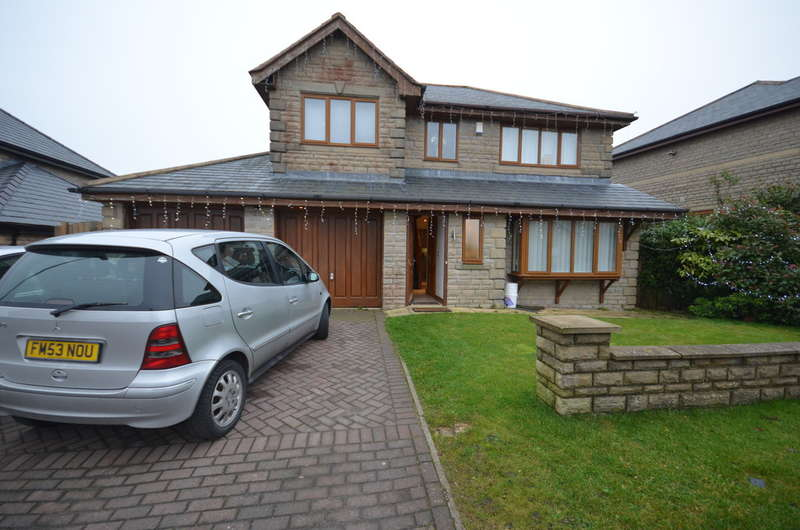 4 Bedrooms Detached House for sale in Cranberry Fold Court, Darwen