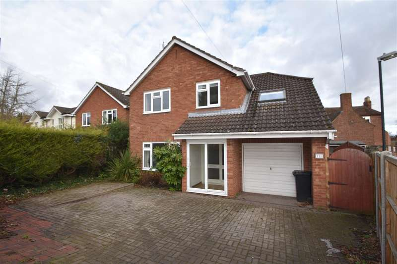 4 Bedrooms Property for sale in Henwick Road, Worcester