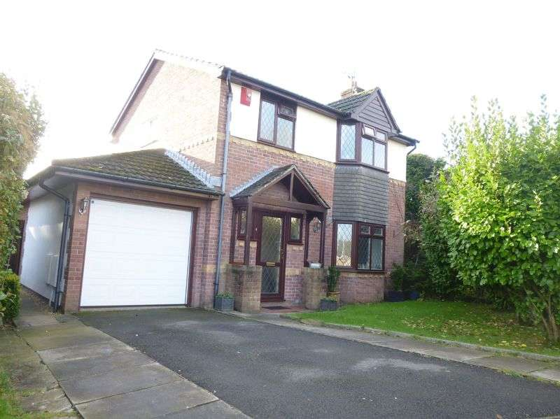 3 Bedrooms Detached House for sale in 7 Nant Y Milwr Close, CWMBRAN, Torfaen