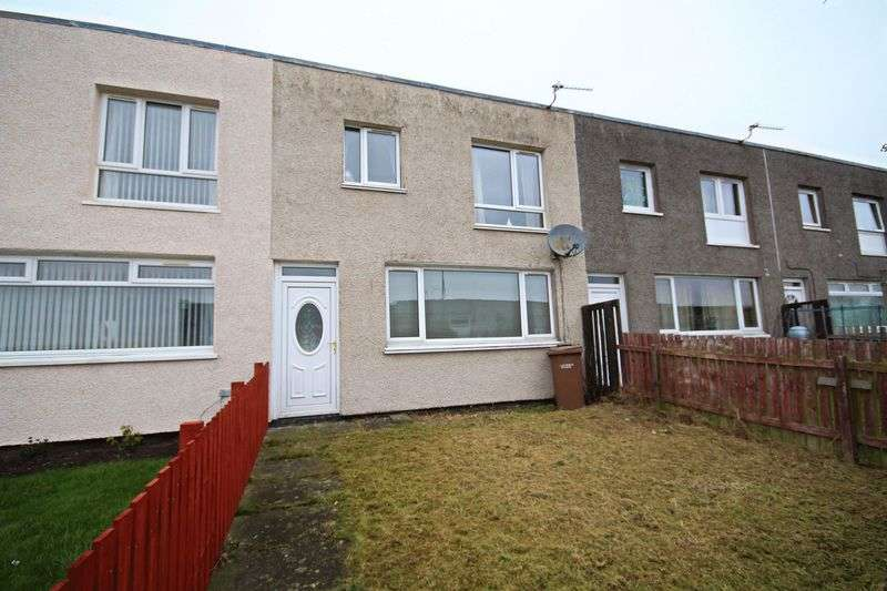 3 Bedrooms Terraced House for sale in Carledubs Crescent, Broxburn, EH52 6TQ