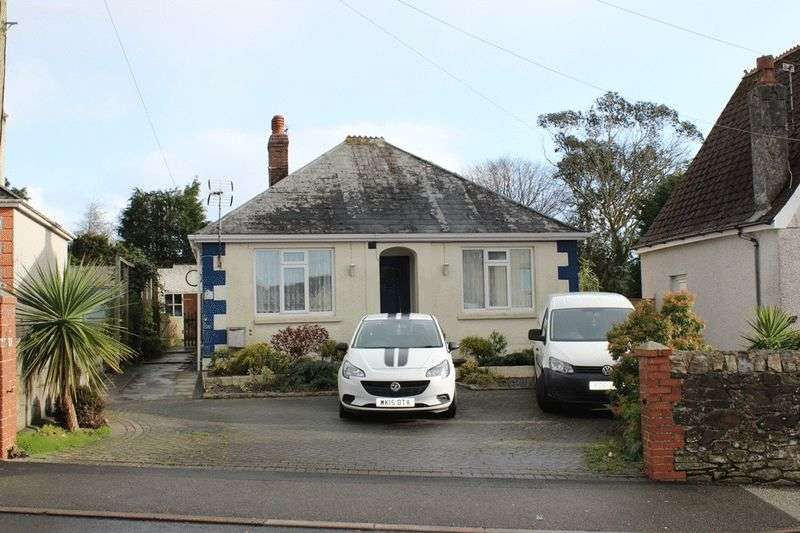 2 Bedrooms Detached Bungalow for sale in Brockstone Road, St. Austell