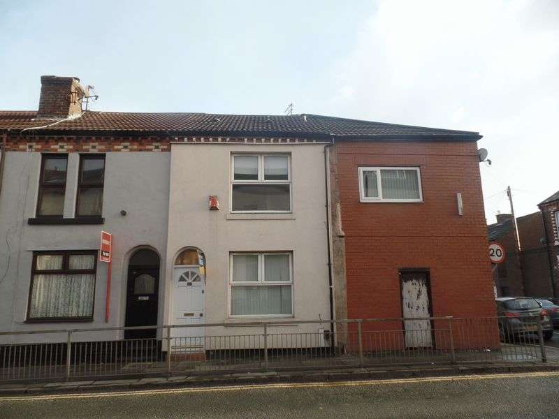 3 Bedrooms House for sale in 46 Oakfield Road, Liverpool