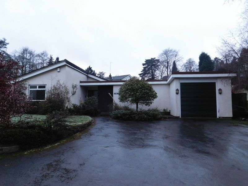 3 Bedrooms Detached Bungalow for sale in Wards Lane, Congleton