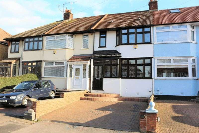 2 Bedrooms Terraced House for sale in Highfield Road, Woodford Green