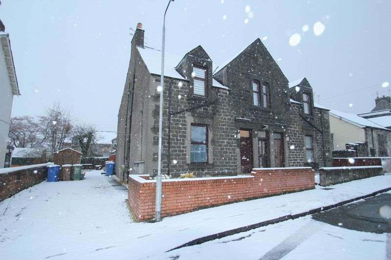 1 Bedroom Flat for sale in North Street, Alloa