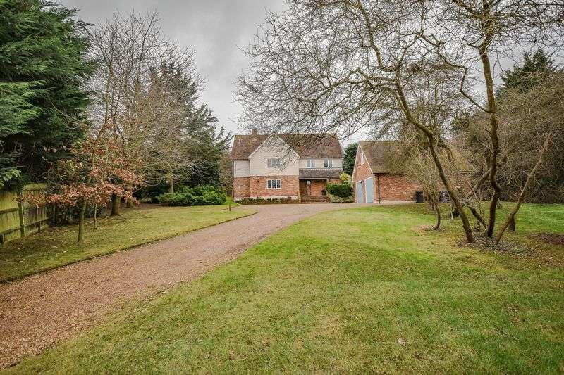 4 Bedrooms Detached House for sale in The Hawthornes, Wareside