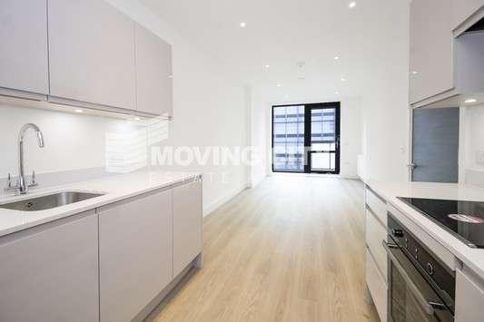 1 Bedroom Flat for sale in Glassblowers House, Aberfeldy Village, Poplar
