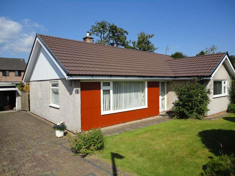 3 Bedrooms Detached Bungalow for sale in Parklands, Pontypool