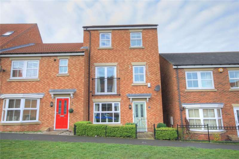 3 Bedrooms Semi Detached House for sale in Murray Park, Stanley, Durham, DH9