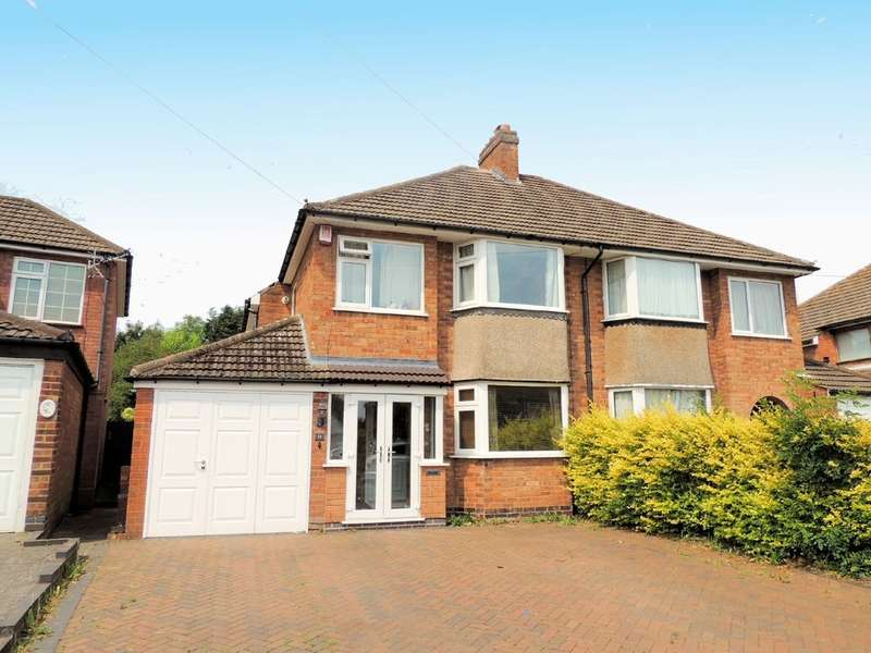 3 Bedrooms Semi Detached House for sale in Littlemead Road, Shirley