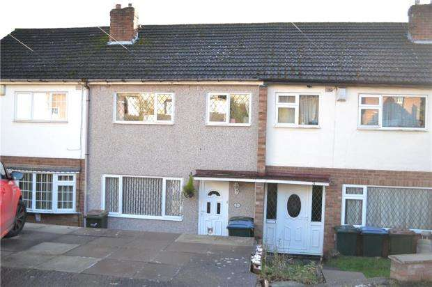 3 Bedrooms Terraced House for sale in The Jordans, Allesley Park, Coventry, West Midlands