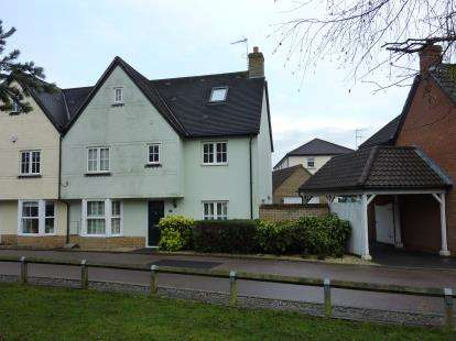 5 Bedrooms Semi Detached House for sale in Springfield, Chelmsford, Essex