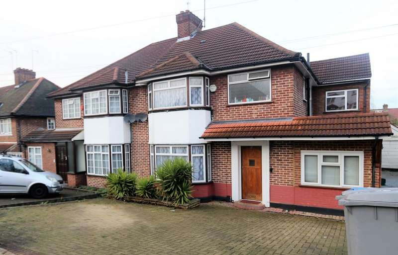 5 Bedrooms House for sale in West Hill, Wembley Park, HA9