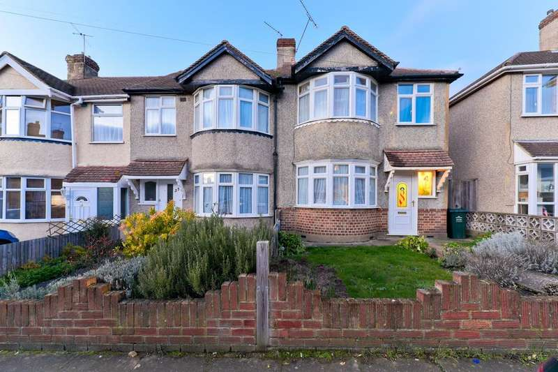 3 Bedrooms End Of Terrace House for sale in Dene Road, Dartford DA1