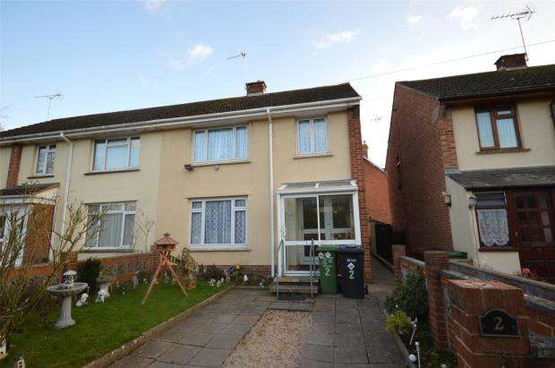 3 Bedrooms Semi Detached House for sale in Globefield, Topsham, Exeter, Devon