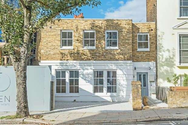 2 Bedrooms Flat for sale in Agar Grove, Camden, NW1