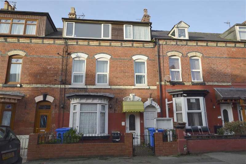 6 Bedrooms Property for sale in St Hilda Street, Bridlington, East Yorkshire, YO15