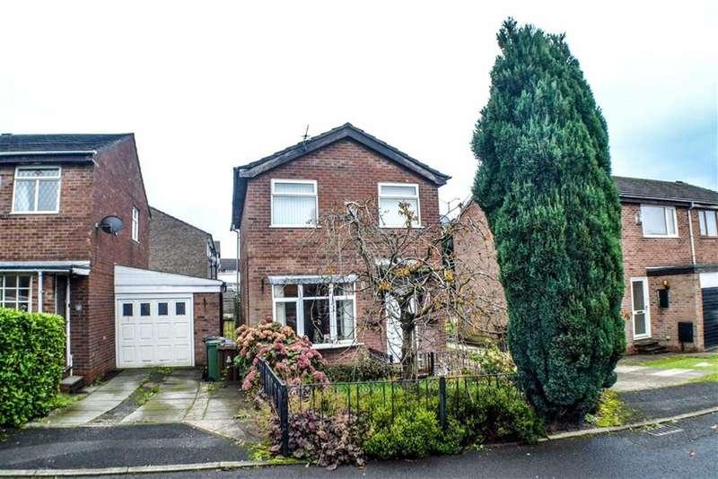 2 Bedrooms Property for sale in Lindisfarne Road, Ashton-under-lyne, Lancashire, OL7