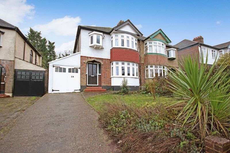 3 Bedrooms Semi Detached House for sale in SUTTON