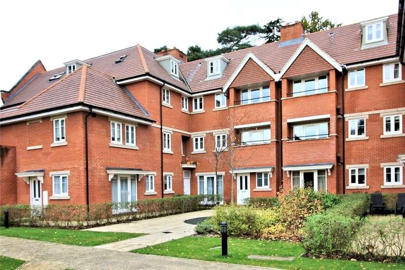 2 Bedrooms Apartment Flat for sale in Maybury Place, 58 Sandy Lane, Woking, Surrey, GU22