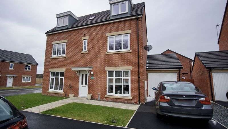 4 Bedrooms Detached House for sale in CHIRDON WAY, Seaton Deleval