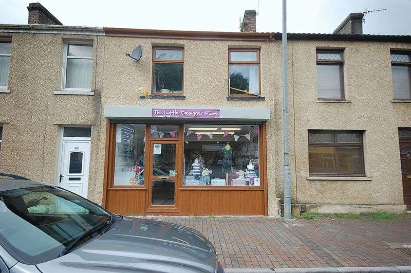 1 Bedroom Property for sale in 213 & 213a Neath Road, Briton Ferry, NEATH SA11 2BJ