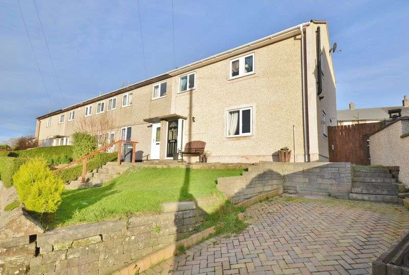 3 Bedrooms Terraced House for sale in Dorset Close, Whitehaven
