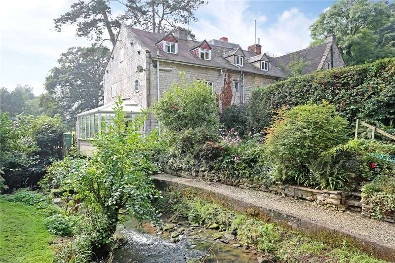 4 Bedrooms Terraced House for sale in Cheltenham Road, Stroud, Gloucestershire, GL6