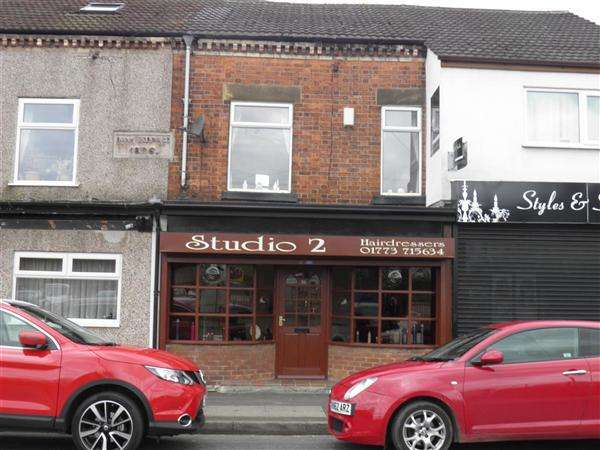 1 Bedroom Commercial Property for sale in Shop And Flat, 35 Cromford Road, Langley Mill