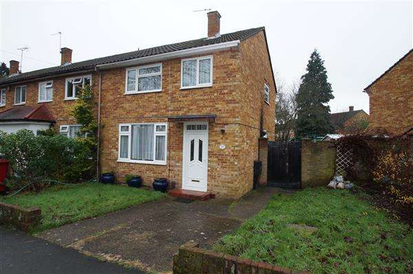 3 Bedrooms End Of Terrace House for sale in Wentworth Avenue, Slough