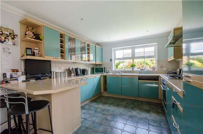 4 Bedrooms Detached House for sale in Town Green Road, Orwell, Nr Royston