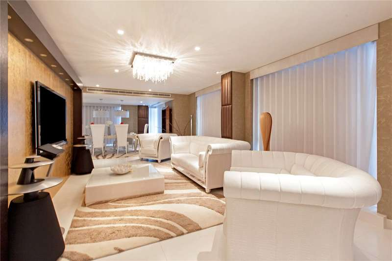 3 Bedrooms Flat for sale in 1 Pan Peninsula Square, West Tower, London, E14