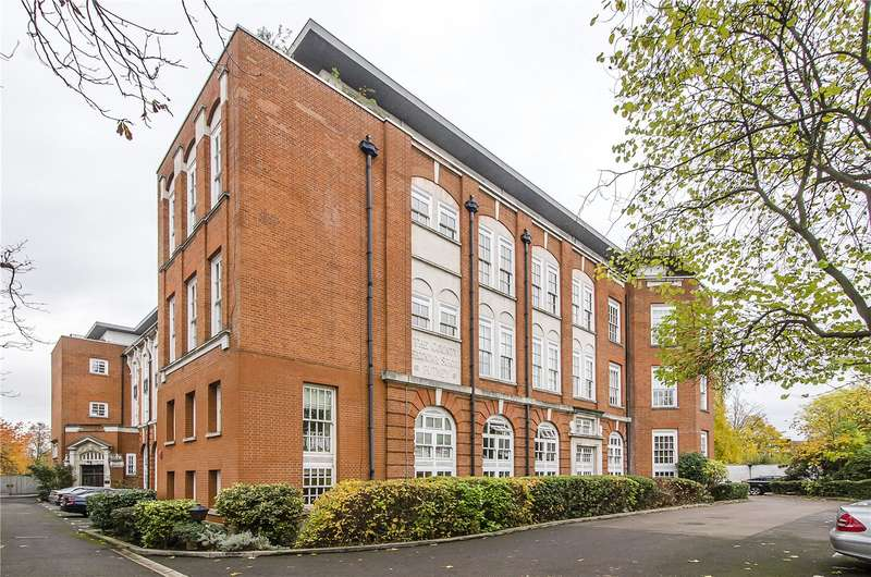 2 Bedrooms Flat for sale in Mayfield Mansions, 94 West Hill, London, SW15