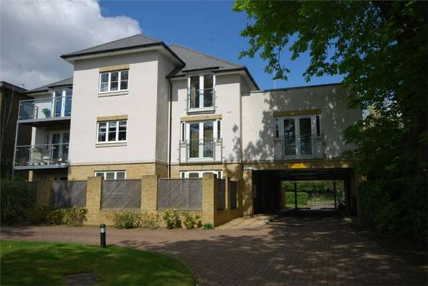 2 Bedrooms Flat for sale in Harrison Court, 20 Beckenham Grove, BROMLEY, Kent