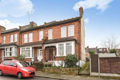 3 Bedrooms End Of Terrace House for sale in Park View Crescent, New Southgate