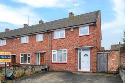 2 Bedrooms End Of Terrace House for sale in Amherst Drive, Orpington