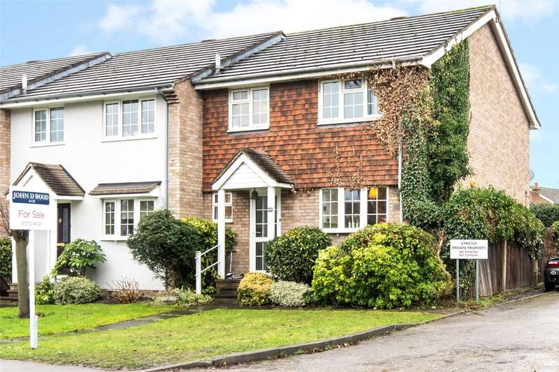 3 Bedrooms End Of Terrace House for sale in Milbourne Lane, Esher, Surrey, KT10