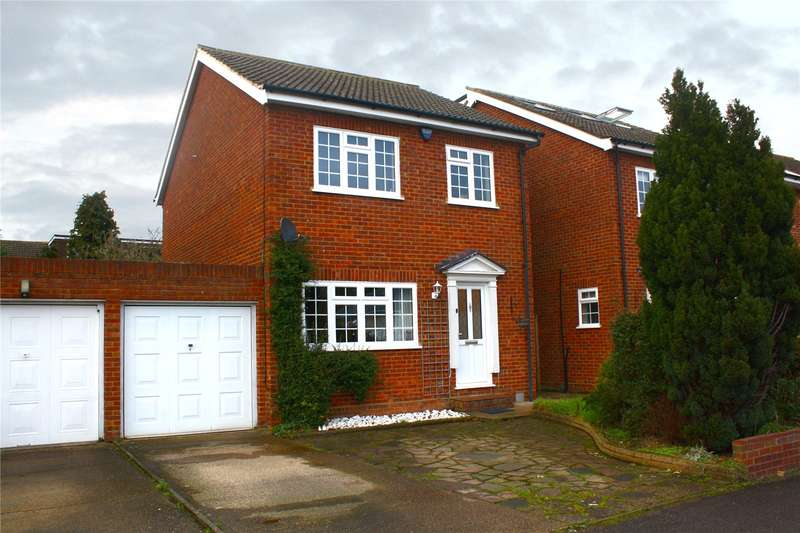3 Bedrooms Link Detached House for sale in Green Lane, Staines-upon-Thames, TW18