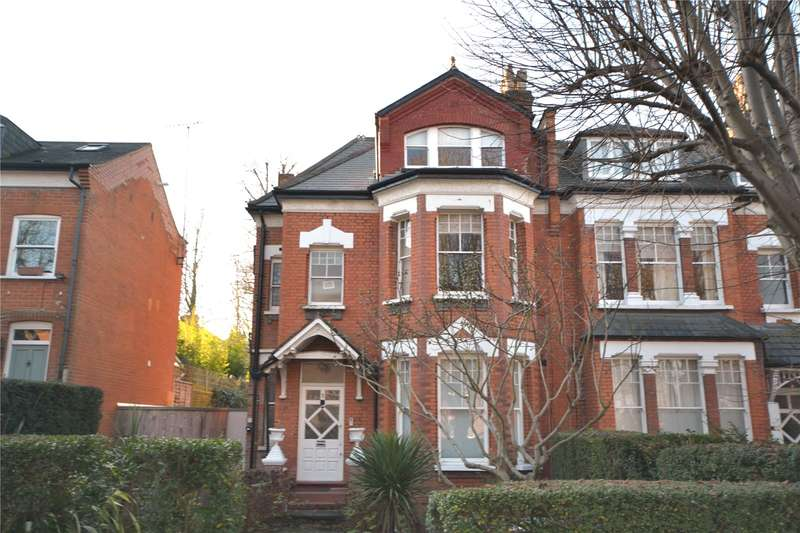 3 Bedrooms Maisonette Flat for sale in Coolhurst Road, Crouch End, London, N8