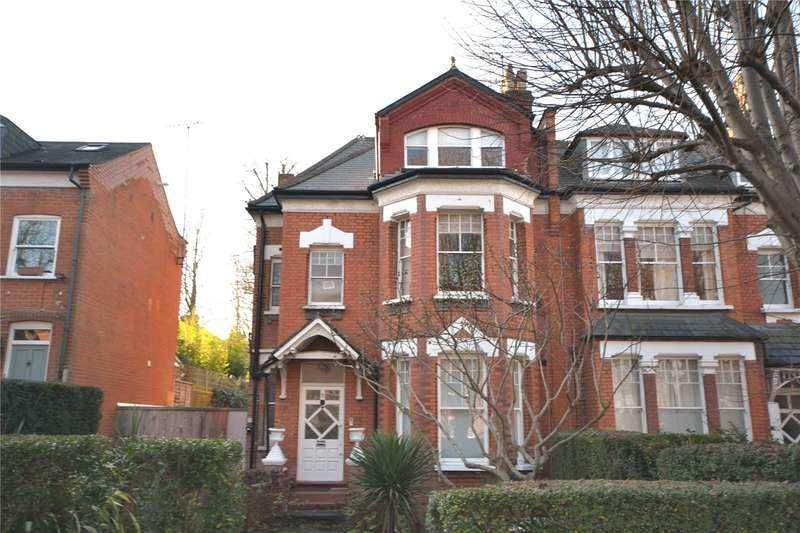 3 Bedrooms Maisonette Flat for sale in Coolhurst Road, Crouch End, London, N8