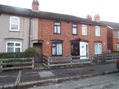 3 Bedrooms Terraced House for sale in Tomson Avenue, Radford, Coventry