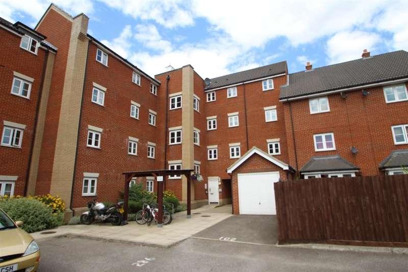 2 Bedrooms Apartment Flat for sale in Provan Court, East Ipswich, Ipswich